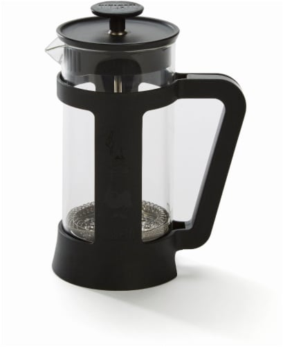 Bialetti Coffee Press - Black Perspective: top