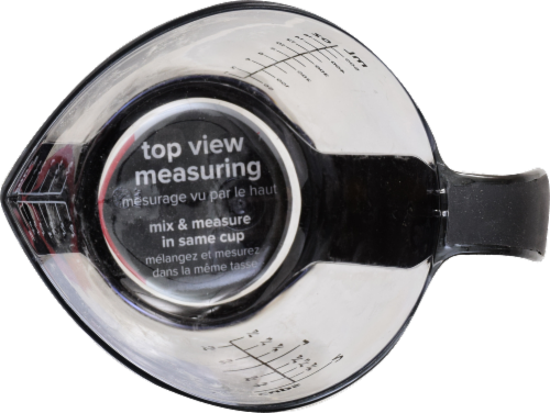 GoodCook® Touch Measuring Cup Perspective: top