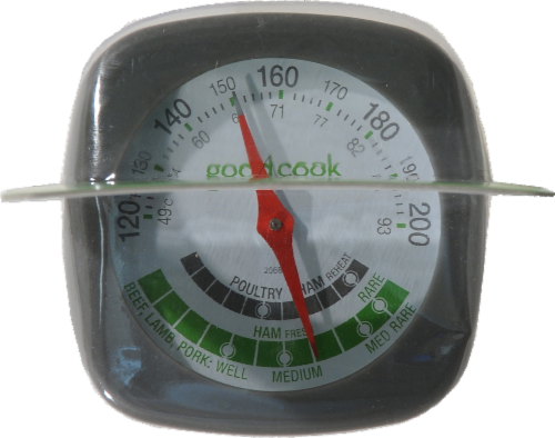 GoodCook® Pro Meat Thermometer Perspective: top