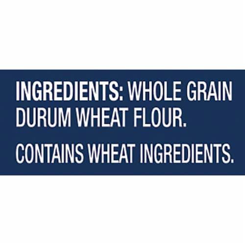 Barilla Whole Grain Spaghetti Pasta Perspective: top