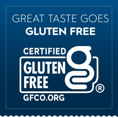 Barilla® Gluten Free Fettuccine Corn & Rice Pasta Perspective: top