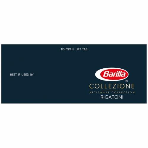 Barilla Collezione Rigatoni Pasta Perspective: top