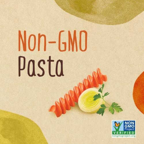 Barilla Red Lentil Rotini Pasta Perspective: top