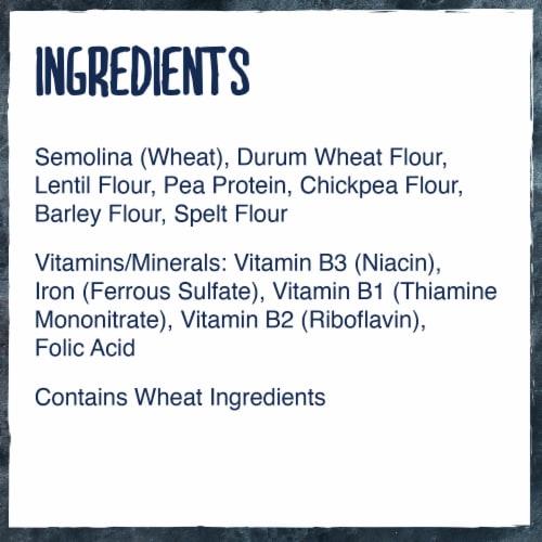 Barilla® Protein+ Spaghetti Grain & Legume Pasta Perspective: top