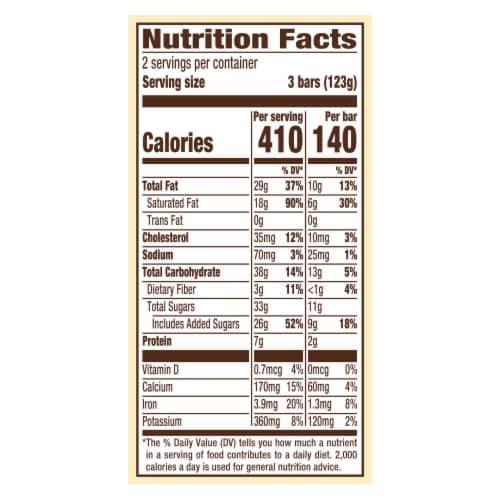 Magnum Mini Classic Ice Cream Bars Perspective: top