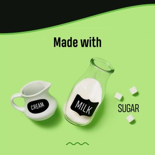 Breyers Chocolate Ice Cream Perspective: top