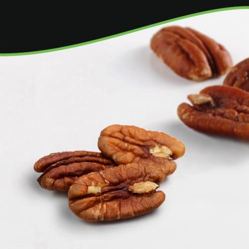 Breyers Butter Pecan Ice Cream Perspective: top