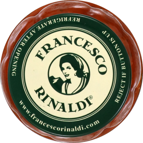 Francesco Rinaldi Marinara Traditional Pasta Sauce Perspective: top