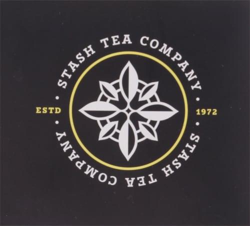 Stash Meyer Lemon Herbal Tea Bags Perspective: top