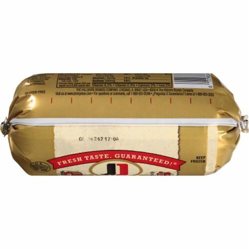 Jimmy Dean® Regular Premium Pork Sausage Roll Perspective: top