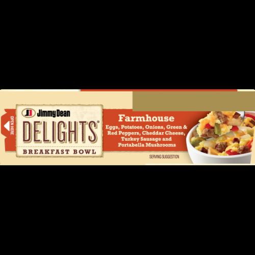 Jimmy Dean Delights Farmhouse Breakfast Bowl Perspective: top