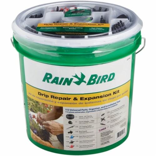 Rain Bird DRIPPAILQ Drip System Expansion & Repair Kit Perspective: top