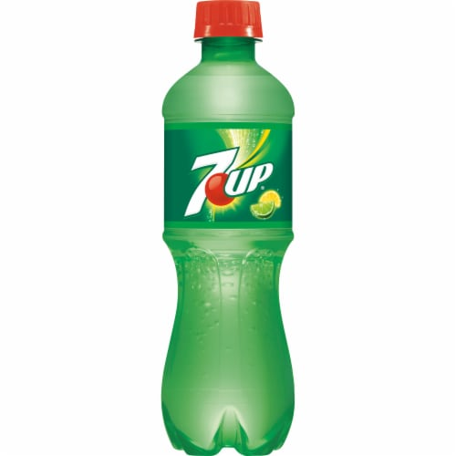 7UP Lemon-Lime Soda Perspective: top
