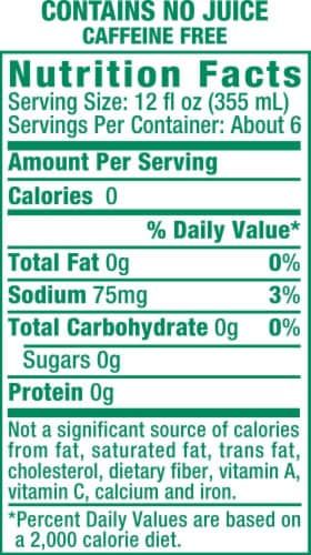 Crush Diet Orange Soda Perspective: top