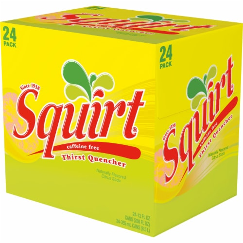 Squirt Citrus Soda Perspective: top