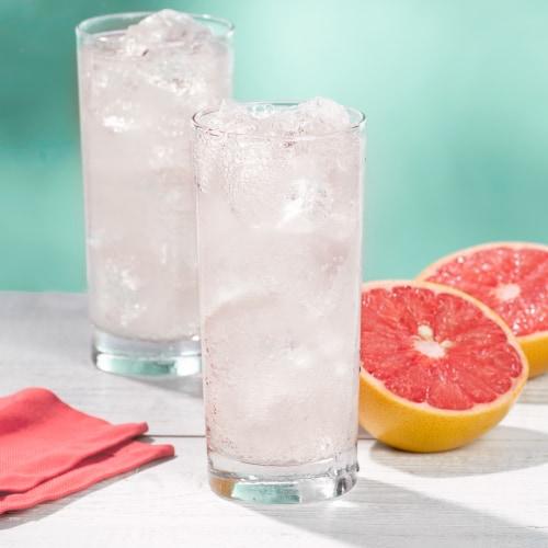 Squirt Grapefruit Soda Perspective: top