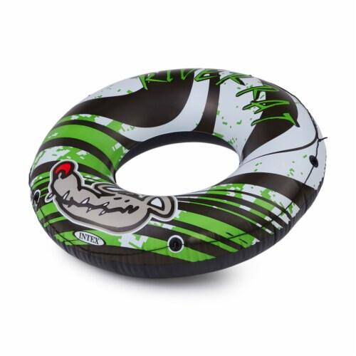 Intex River Rat Inflatable Tube Perspective: top
