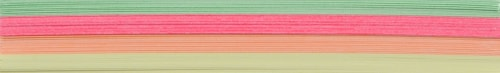 Oxford® Neon 3x5 Index Cards 100 Pack Perspective: top