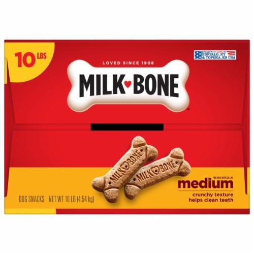 Milk-Bone® Original Medium Dog Snacks Perspective: top