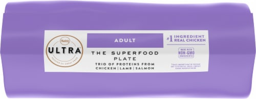 Nutro Ultra Superfood Plate Chicken Lamb and Salmon Adult Dry Dog Food Perspective: top