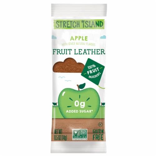 Stretch Island Original Fruit Leather Apple Perspective: top