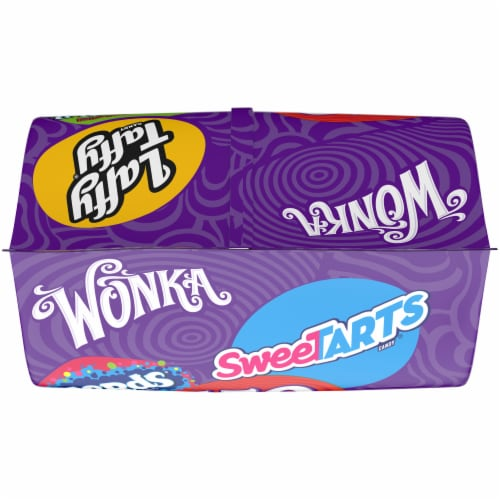Wonka Mix-Ups Assorted Candy Perspective: top