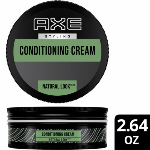 Axe Styling Natural Look Conditioning Cream Perspective: top