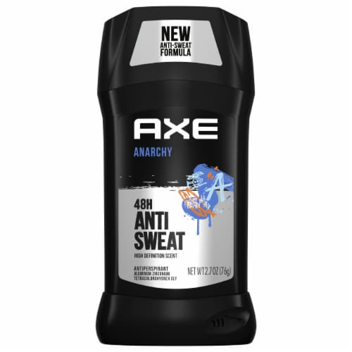 Axe Anarchy Antiperspirant & Deodorant Perspective: top