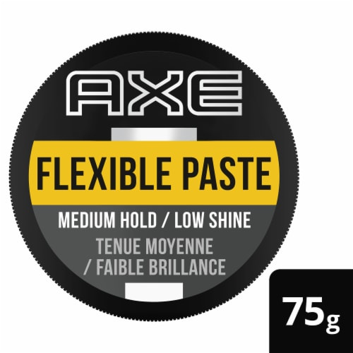 Axe Messy Look Flexible Hair Paste Perspective: top