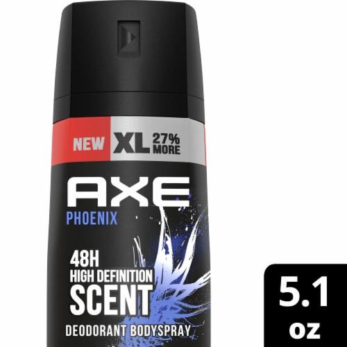 Axe Phoenix Deodorant Body Spray Perspective: top