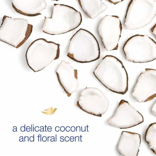 Dove Women Aluminum-Free 24-Hour Odor Protection Coconut & Pink Jasmine Deodorant Stick Perspective: top