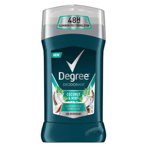 Degree Men's Antiperspirant - Mint & Coconut Perspective: top