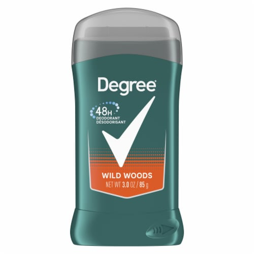 Degree Men's Anti-Perspirant - Wild Woods Perspective: top