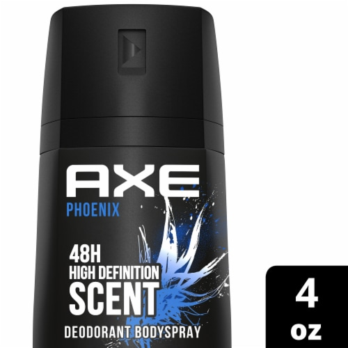 Axe Phoenix Deodorant Body Spray Perspective: top
