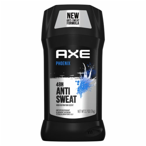Axe Phoenix All-Day Dry Antiperspirant & Deodorant Stick Perspective: top