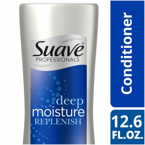 Suave Professionals Deep Moisture Replenish Hydrating Conditioner Perspective: top