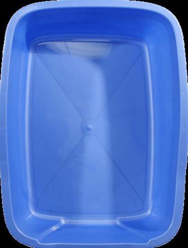 Van Ness Small Cat Litter Pan Perspective: top