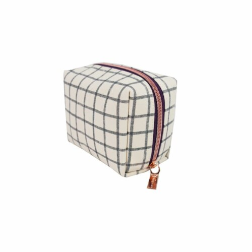 Allegro Sophia Joy Checked Out Makeup Cube Perspective: top