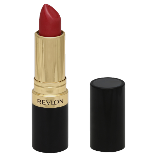 Revlon Super Lustrous Wine With Everything Lipstick Perspective: top