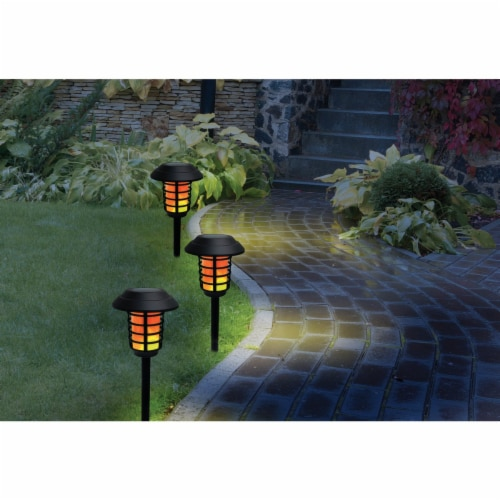 Bell+Howell® Solar Powered Pathway Lights Perspective: top
