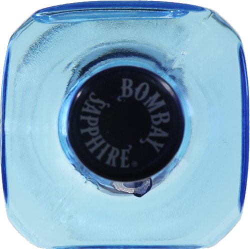 Bombay Sapphire East Gin Perspective: top