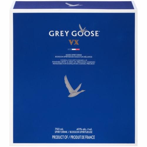 Grey Goose V X Vodka Perspective: top