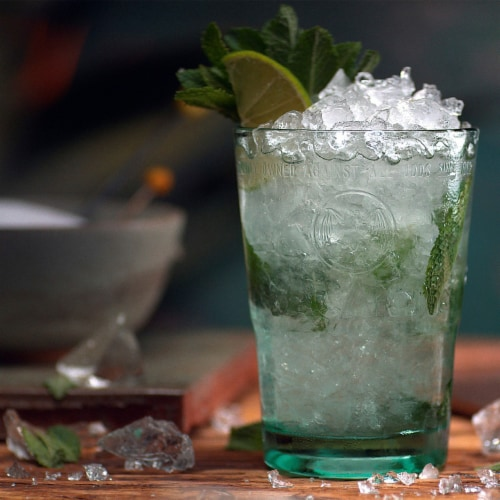 Bacardi Superior Rum Perspective: top