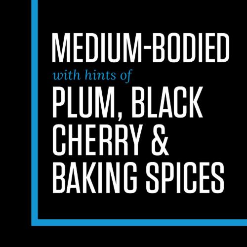 Black Box Merlot Red Wine Perspective: top