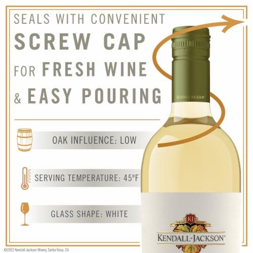 Kendall-Jackson Vintner's Reserve Sauvignon Blanc White Wine Perspective: top