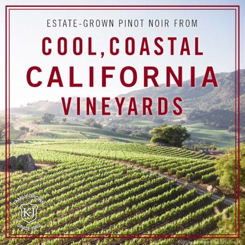La Crema Monterey Pinot Noir Red Wine Perspective: top