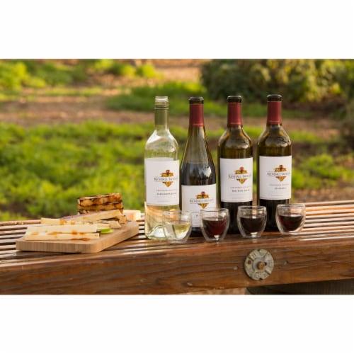 Kendall-Jackson Vintner's Reserve Red Blend Red Wine Perspective: top