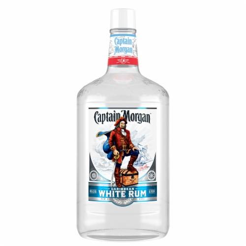 Captain Morgan White Rum Perspective: top