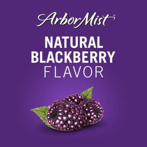 Arbor Mist Blackberry Merlot Red Wine Perspective: top