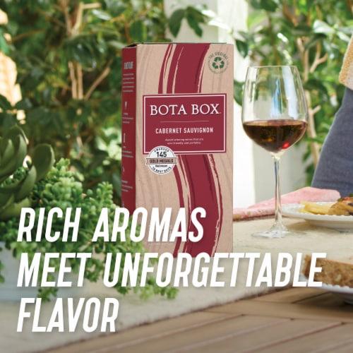 Bota Box® Cabernet Sauvignon Red Wine Perspective: top